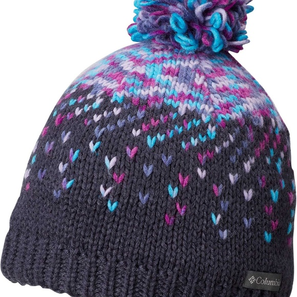 Columbia Other - Columbia Toddler Siberian Sky Beanie S/M